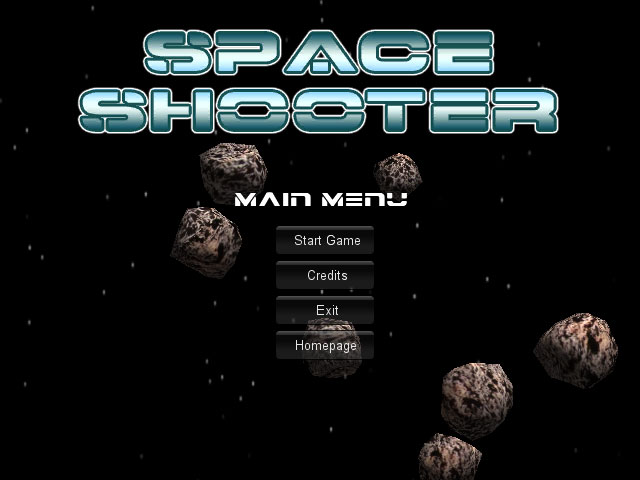 Making of space Shooter using pygame